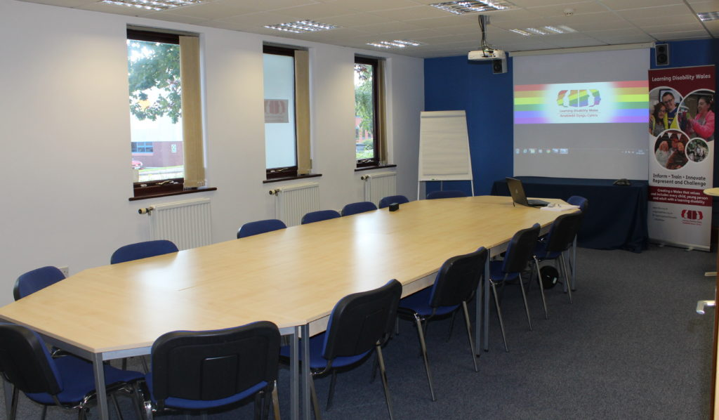 Picture of our meeting room