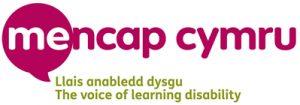Mencap Cymru logo